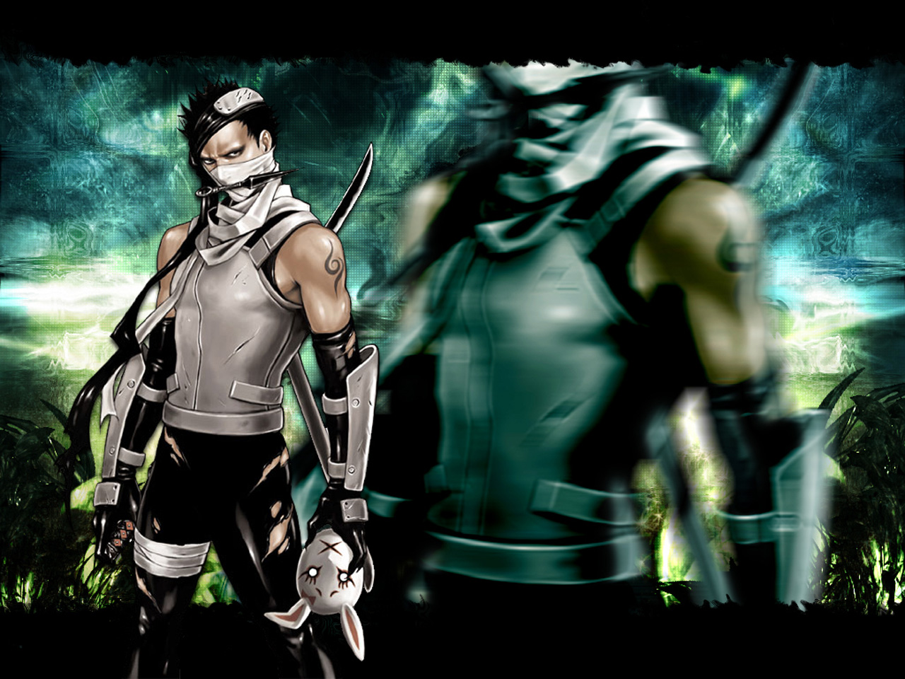 Anime Wallpaper: Zabuza with Sword - Anime Wallpaper and Cosplays