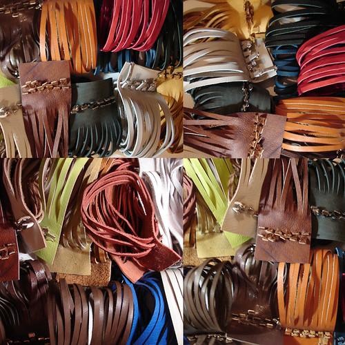 tell a story : bracelets