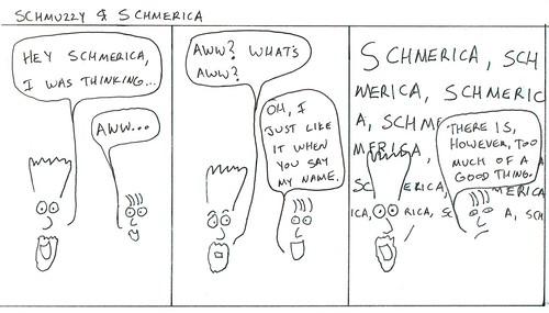 366 Cartoons - 041 - Schmuzzy and Schmerica