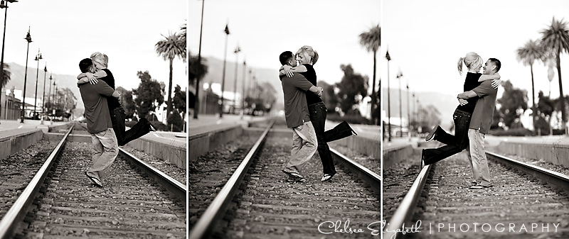 Engagement Photography Triplicate