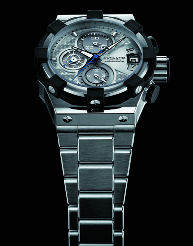 Stainless Steel Chronograph Model 0320003
