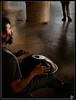 Music under Gaudi's roof (Paco CT) Tags: barcelona light portrait people musician music luz evening gente retrato candid personas explore gaudi musica persons 2009 tarde parcgüell candidshot antonigaudi musico efh robado elfactorhumano thehumanfactor ltytr1 humanpresence pacoct presenciahumana
