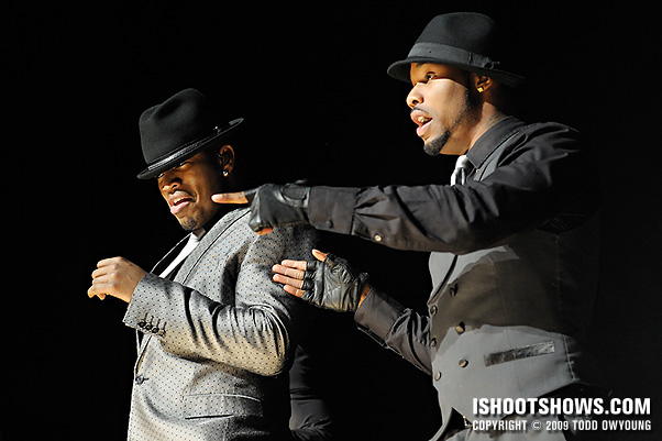 Ne-Yo @ the Fox Theatre -- 2009.03.01