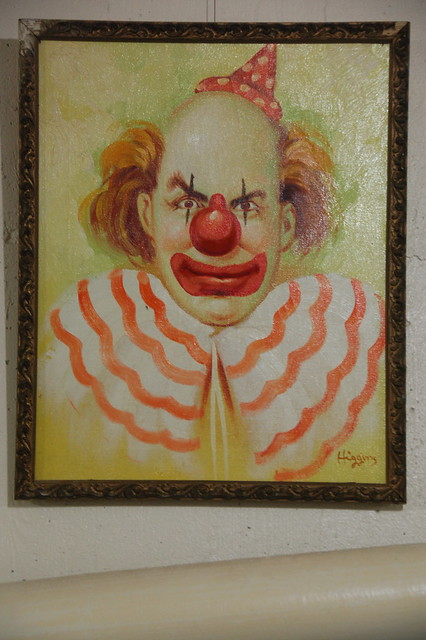Museum of Bad Art Jerez the Clown by Chris Devers
