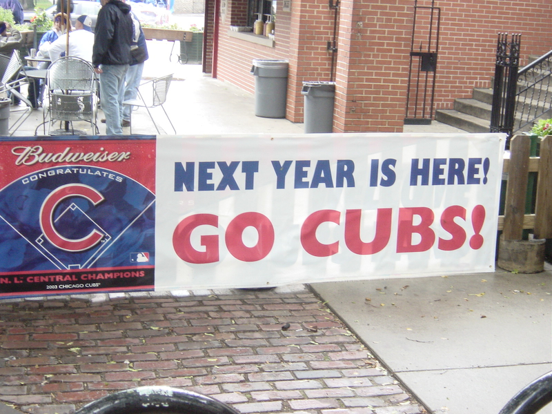 2003 Cubs Playoffs