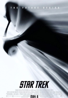 Star Trek (2009) poster