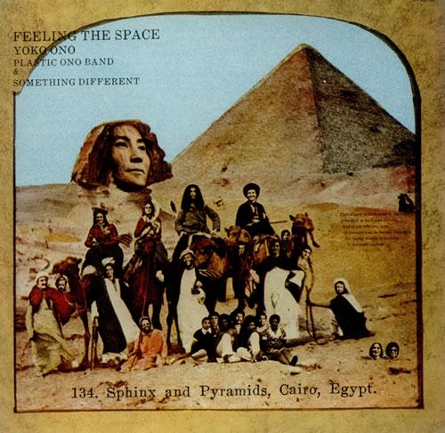 Yoko Ono: Feeling The Space (1973)