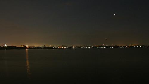 83.Boeng Kak Lake夜景