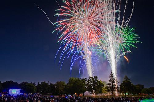 Big City Fireworks 3