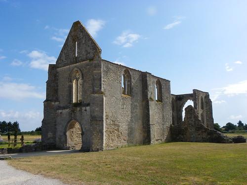 Abbaye des Chateliers - Ile de Ré par bgrelon