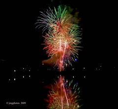 Reflections On Independence Day (jimgspokane) Tags: america fireworks independenceday otw the4thofjuly onlythebestare