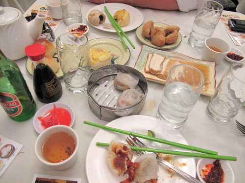 Dim Sum at Ocean Star - Monterey Park