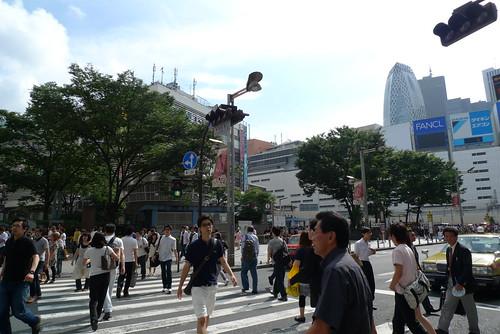 Shinjuku east exit