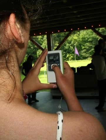 Nargiz' Flip Camera