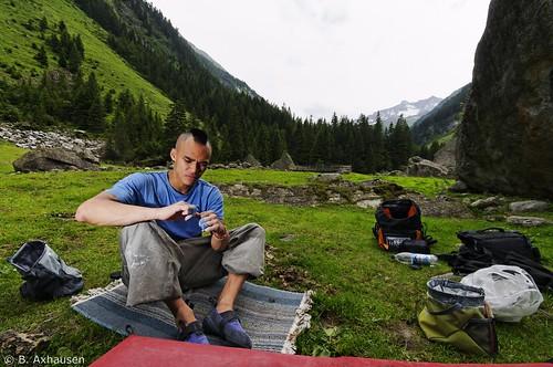 Sundergrund at Zillertal, Austria