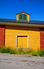 Crown (_JamesDavies) Tags: sea summer sun house holiday colour yellow finland helsinki europe bluesky nordic colourful scandinavia 2009