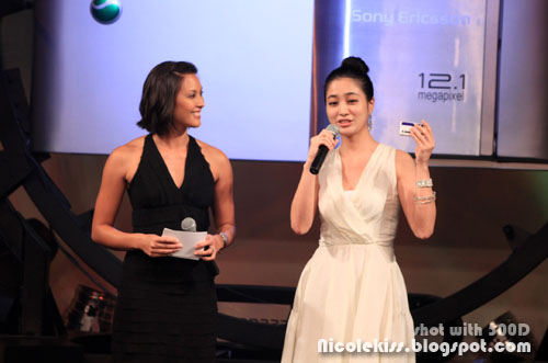 emcee and lee min jung