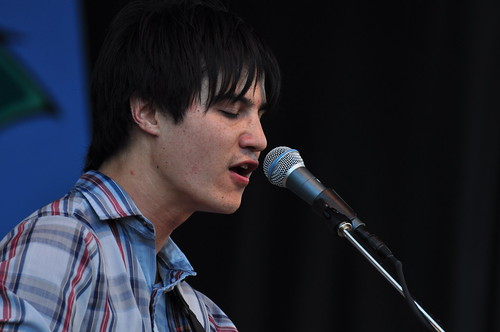 The Dodos at Ottawa Bluesfest 2009