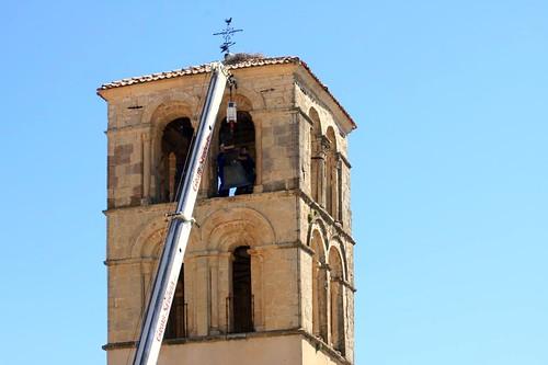 Torre y campana