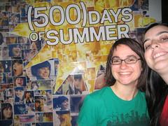 Gab, (500) days of summer et moi