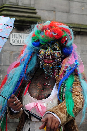 worlds most pierced woman. world#39;s most pierced woman