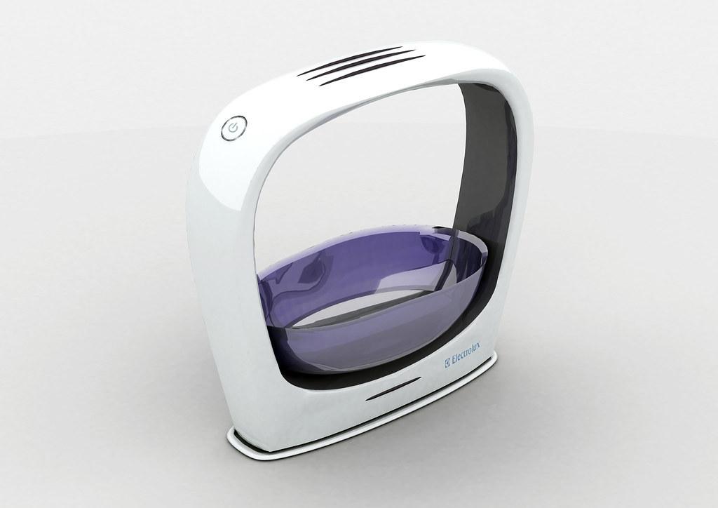 Electrolux Design Lab - The microwave washing machine