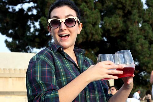 Barnsdall Wine Tasting