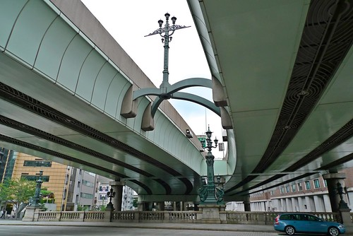 highway over nihonbashi