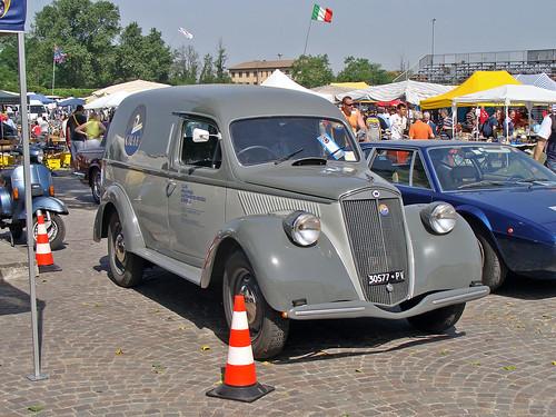 Lancia Ardea Furgoncino - 1951 by Maurizio Boi From Maurizio Boi