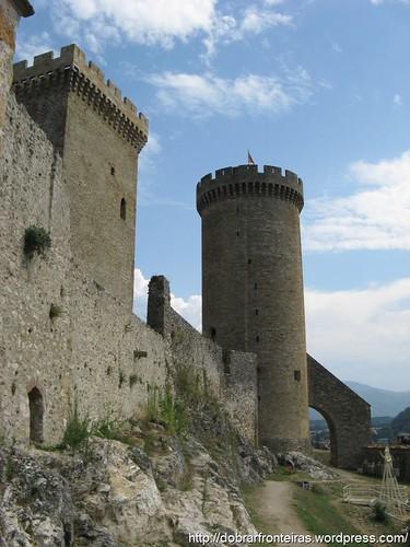 Castelo de Foix, França