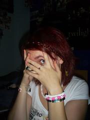 I See You (Rltsweetie) Tags: girl hands peekaboo jewellery hide 365