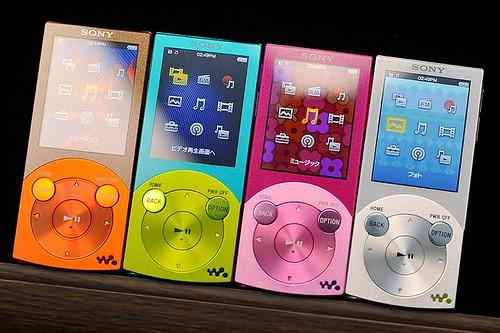 Sony Walkman S640