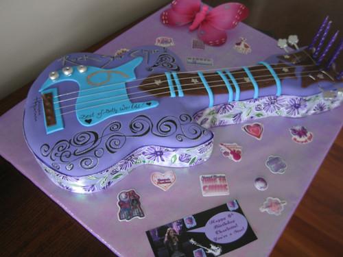 Rockstar Char Cake 2