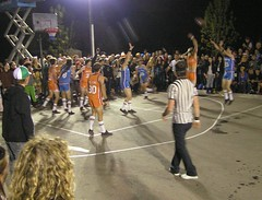 SSWC Decider Basketball game