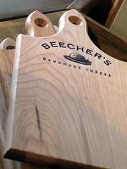 Handmade (>> EL-L) Tags: seattle publicmarket cuttingboard beechers