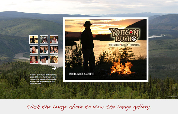 Yukon Rush 2007 Gallery