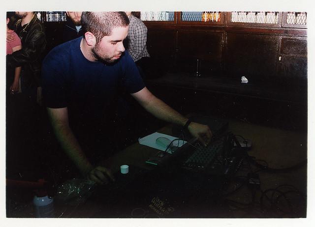 Moog Club, 1999.