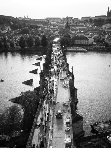 Karlův most (Charles Bridge) by you.