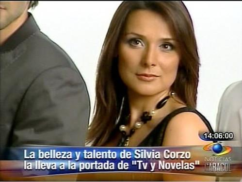 20090918 Silvia Corzo Tv y Novelas Noticias Caracol 03