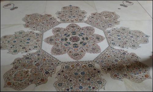 Jain Temple Floor