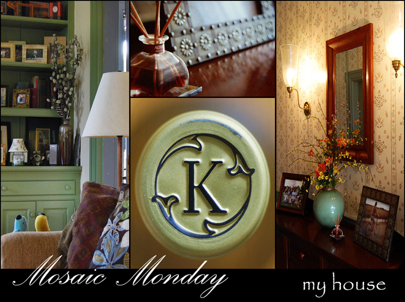 Mosaic Monday: My house