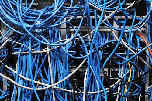 Cisco Helping Untangle the Data Center