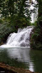 Monasterio de Piedra (covi-01) Tags: naturaleza agua pentax cascada