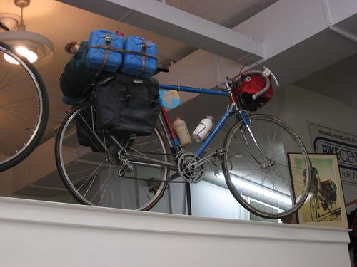Ian Hibell's Bike