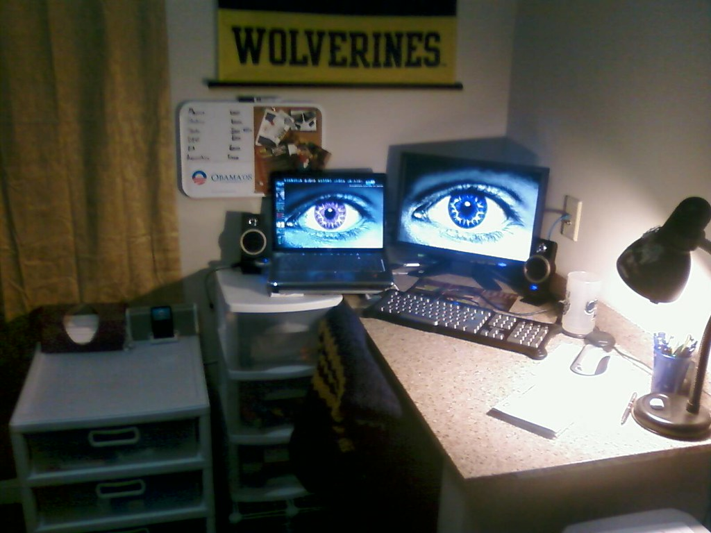Overview of Desk