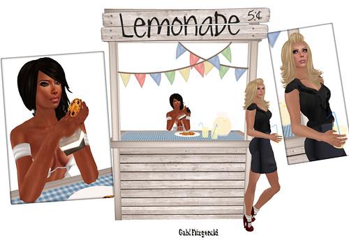 elate lemonade stand