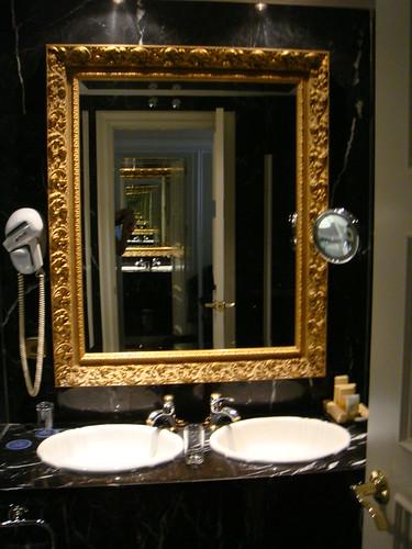 Detalle del cuarto de baño