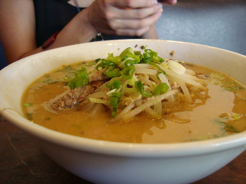 Shacho Ramen w Miso Broth