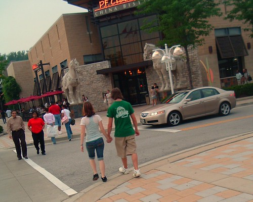 P.F. Chang's, Mall in Columbia