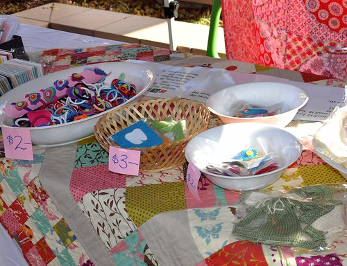 craft stall table 1